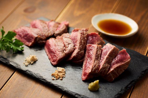 【ランチコース】    牧草牛サーロインステーキ