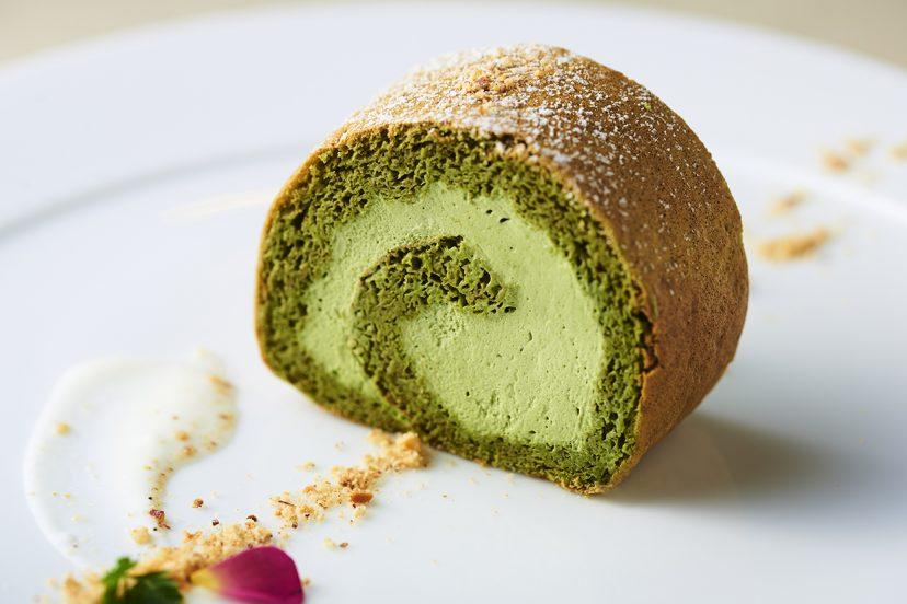 然 -zen- 抹茶ロールケーキ